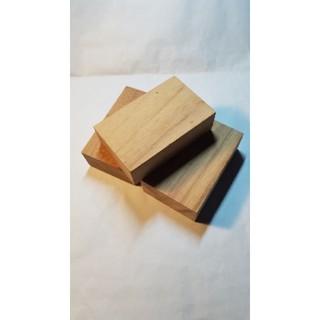Khối gỗ hộp vuông 6x10x3cm tô màu,xếp hình thumbnail