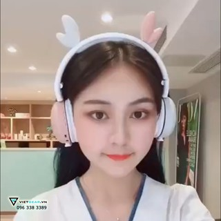 Tai nghe Bluetooth tai tuần lộc BH - S522