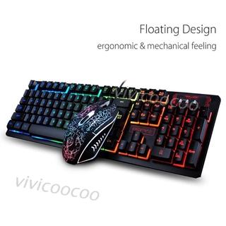 Bàn Phím Cơ Gaming Có Dây Cho Pc / Laptop / Pc