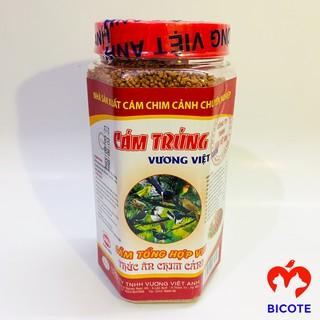 Cám chim tổng hợp Vương Việt Anh đóng hộp cao cấp 500g thumbnail