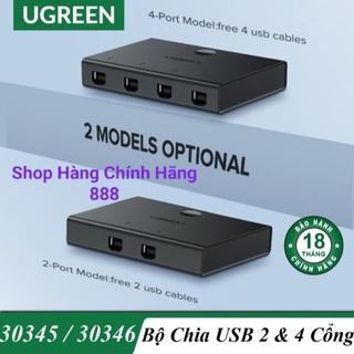 Bộ chia máy in 4 Máy Tính vào 1 máy in cao cấp Ugreen 30346 US158 - Hàng Chính Hãng thumbnail