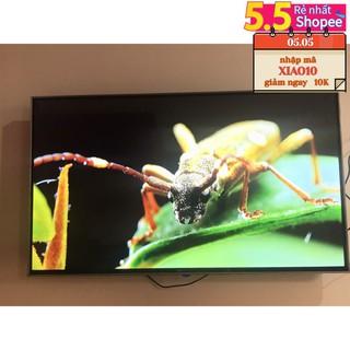 Tivi 55inch Smart Chuẩn 4k  có video thực tế 4k  có DVB t2  Miễn Ship trong ngày nội Thành Hà Nội lỗi 1 đổi 1 30 ngày