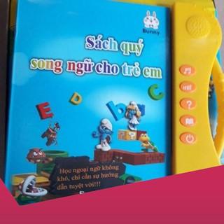 [Giảm 9k cho đơn từ 99k]Combo 5 sách song ngữ cho bé .