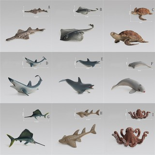 ❀❀Ocean Sea Animals Turtle Kids Educational Kids Simulation Model Figure Toy