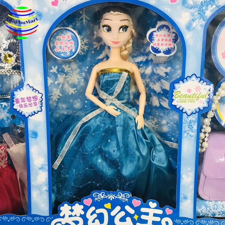 Đồ Chơi Búp Bê Elsa - Đồ chơi bé gái