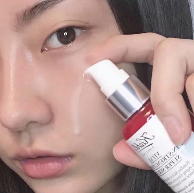 Tinh chất Kiehl's Vital Skin-Strengthening Hyaluronic Acid Super Serum