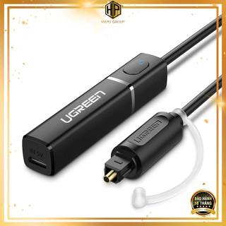 Ugreen 50213 - Bộ Phát Bluetooth 4.2 cổng quang cho tivi, máy tính chính hãng - Hapugroup thumbnail