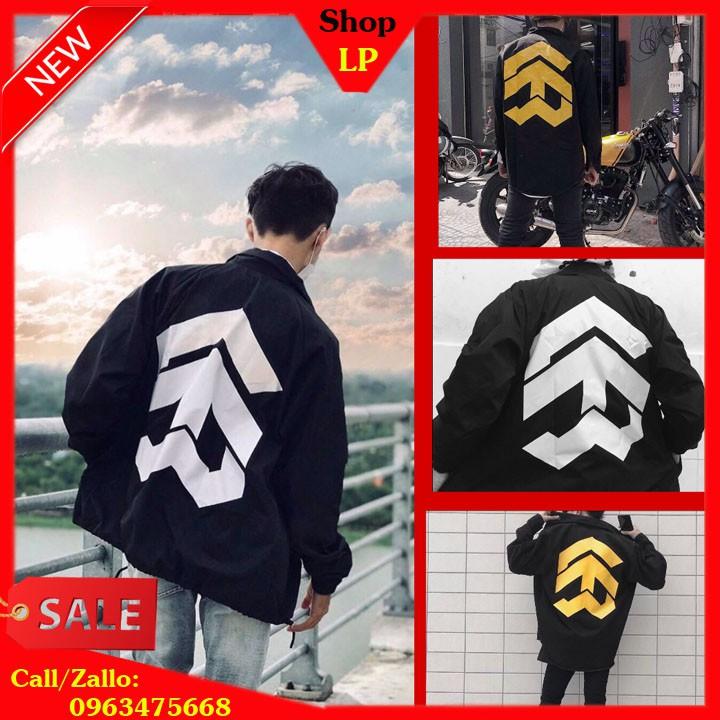 Áo Khoác Dù Jacket BigLogo 5TheWay ( có ảnh thật )