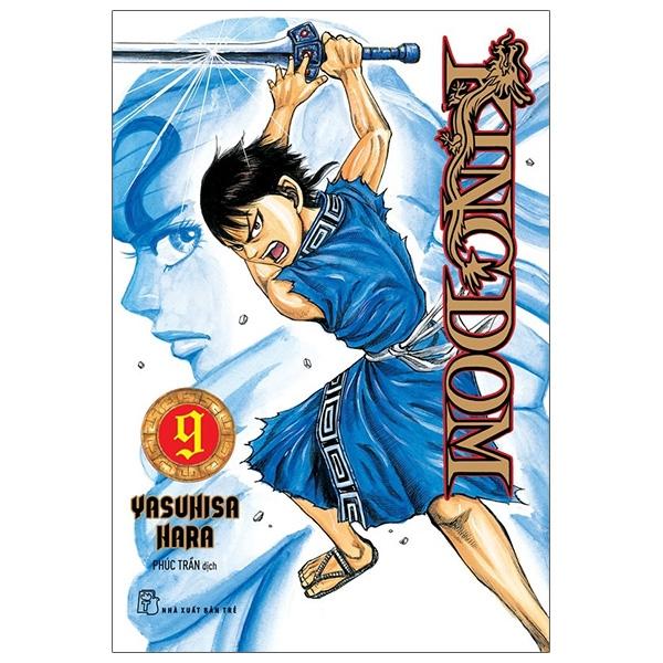 Sách KINGDOM - Tập 9