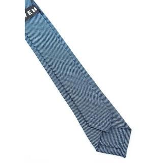 ( Chào đông ) . Cravat Owen màu xanh hoạ tiết 5cm CAV91141 > ☭ '
