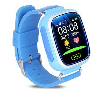 Đồng hồ Định vị trẻ em GPS V80-4 - Định vị Wifi- Cảnh báo chống trộm (Xanh) thumbnail