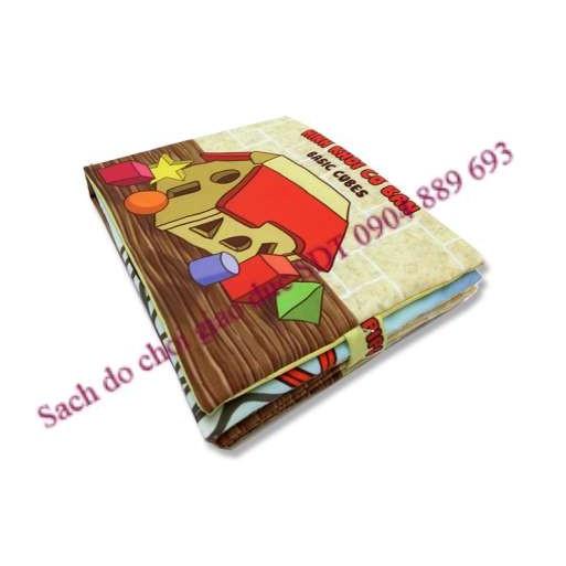 Sách vải việt nam an toàn chủ đề hình dạng