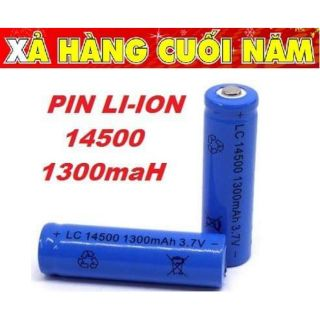 Pin 3v7 14500 1300mah ( CHÍNH HÀNG )