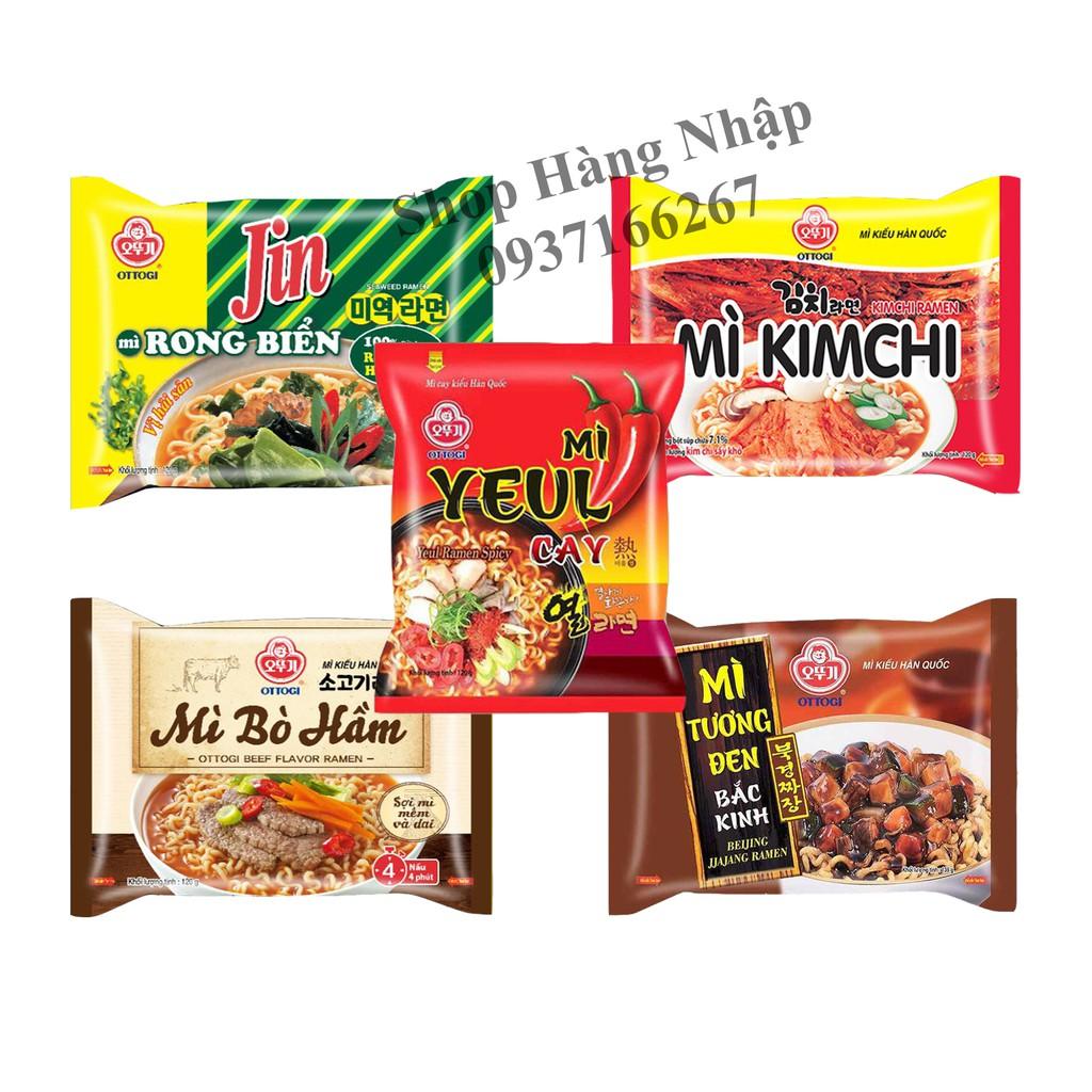 Mì Ottogi nhiều vị Hàn Quốc siêu ngon (tương đen, Yeul cay, rong biển, bò hầm & kimchi) - 14218671 , 2329688061 , 322_2329688061 , 15000 , Mi-Ottogi-nhieu-vi-Han-Quoc-sieu-ngon-tuong-den-Yeul-cay-rong-bien-bo-ham-kimchi-322_2329688061 , shopee.vn , Mì Ottogi nhiều vị Hàn Quốc siêu ngon (tương đen, Yeul cay, rong biển, bò hầm & kimchi)