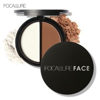 Phấn tạo khối Focallure 2 tông màu tiện dụng mã FA05