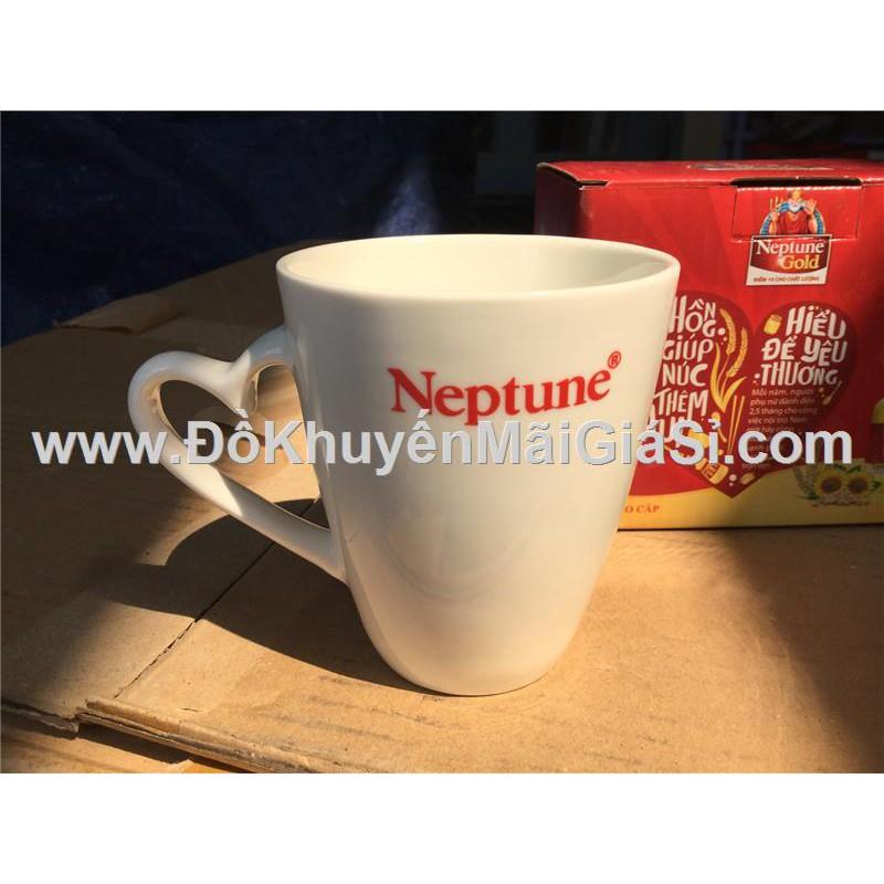 Ly sứ Neptune màu trắng quai tim - Kt: (8.5 x 4.5 x 10) cm. - 3280133 , 824999051 , 322_824999051 , 9000 , Ly-su-Neptune-mau-trang-quai-tim-Kt-8.5-x-4.5-x-10-cm.-322_824999051 , shopee.vn , Ly sứ Neptune màu trắng quai tim - Kt: (8.5 x 4.5 x 10) cm.