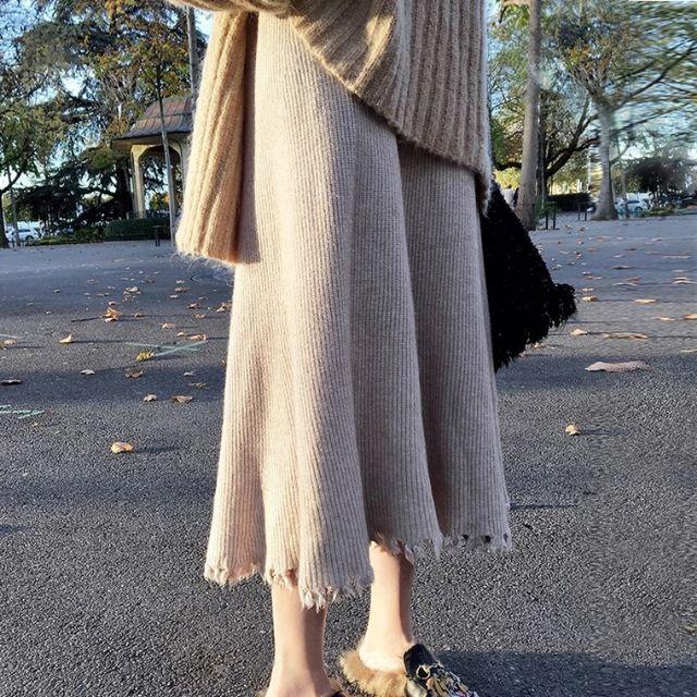 Chân váy phong cách vintage, phối đồ cực chất, free size