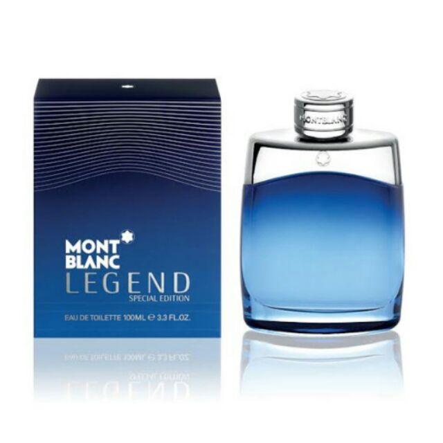 Nước hoa Nam Mont Blanc Legend Special Edition 100ml EDT | Shopee ...