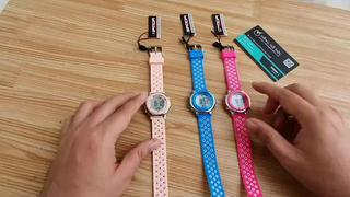 Đồng hồ Trẻ Em SANDA 2008 Nhật Bản, Chống Nước Tốt, An Toàn Tuyệt Đối Cho Bé