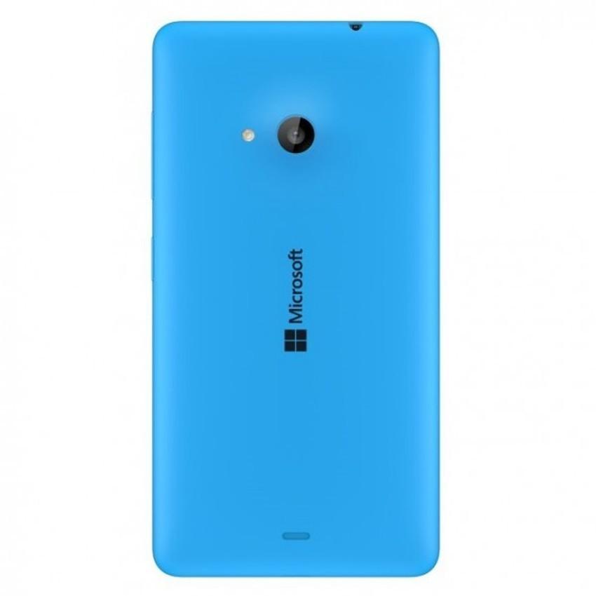 Vỏ nắp pin  Lumia 535 (Xanh dương)