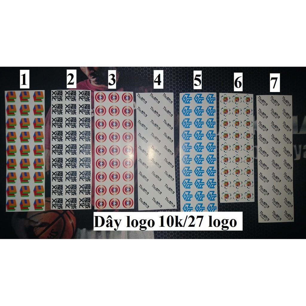 Phụ kiện Rubik Dây Logo - 2518297 , 536052511 , 322_536052511 , 10000 , Phu-kien-Rubik-Day-Logo-322_536052511 , shopee.vn , Phụ kiện Rubik Dây Logo