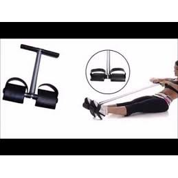 dụng cụ tập cơ bụng dây kéo lò xo tumy trimmer_queensport