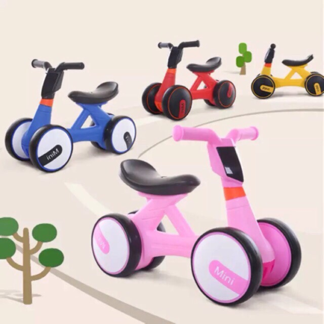 Xe chòi chân mini 4 bánh có nhạc, có đèn cho bé - 2899276 , 1046801619 , 322_1046801619 , 390000 , Xe-choi-chan-mini-4-banh-co-nhac-co-den-cho-be-322_1046801619 , shopee.vn , Xe chòi chân mini 4 bánh có nhạc, có đèn cho bé