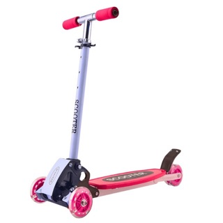 [Mã TOYSUMMER giảm 10% đơn tối đa 100K đơn từ 99K] Xe scooter hàng xuất bánh xe có đèn phát sáng