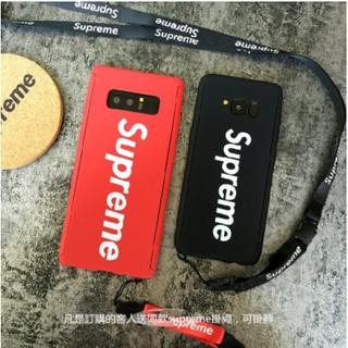 Ốp Lưng Cứng In Chữ Supreme Cá Tính Cho Samsung A 70 A 50 A 60 A 20 Note 10 9 8