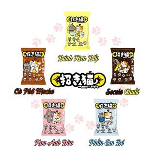 tải 6 bao Cát Nhật Maneki Neko Cho Mèo (cát vệ sinh cho mèo) thumbnail