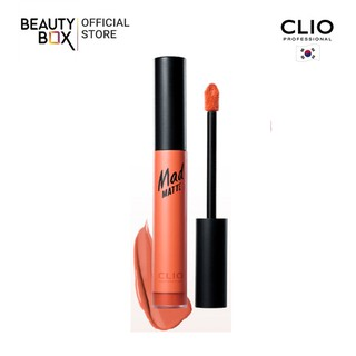 Son Nước Clio Mad Matte Liquid Lips 5ml