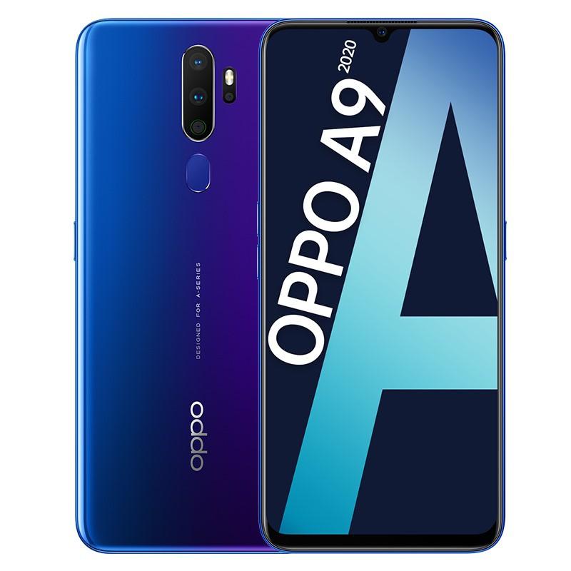 Điện thoại Oppo A9 128GB Ram 8GB - Hàng Chính Hãng