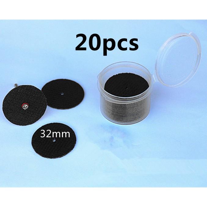 Bộ 21 đĩa cắt sắt mini 32mm - 10085432 , 585439363 , 322_585439363 , 55000 , Bo-21-dia-cat-sat-mini-32mm-322_585439363 , shopee.vn , Bộ 21 đĩa cắt sắt mini 32mm