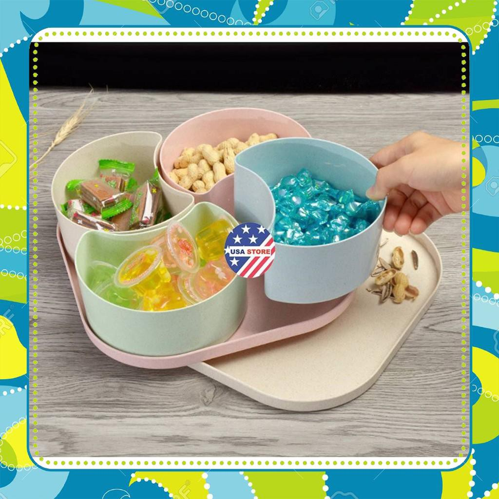 Khay Bánh Kẹo Xuất Nhật 4 Ngăn Size 24.5 cm - 14209156 , 2001931155 , 322_2001931155 , 138645 , Khay-Banh-Keo-Xuat-Nhat-4-Ngan-Size-24.5-cm-322_2001931155 , shopee.vn , Khay Bánh Kẹo Xuất Nhật 4 Ngăn Size 24.5 cm