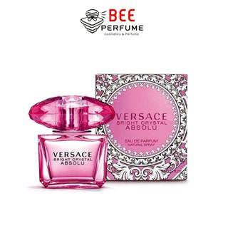 Nước Hoa Versace Bright Crystal Absolu EDP mini 5ml chính hãng cho nữ [CỰC THƠM] thumbnail