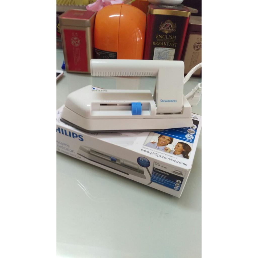 Thanh lý bàn ủi du lịch Philips HD1301 - 3500484 , 1108524734 , 322_1108524734 , 380000 , Thanh-ly-ban-ui-du-lich-Philips-HD1301-322_1108524734 , shopee.vn , Thanh lý bàn ủi du lịch Philips HD1301