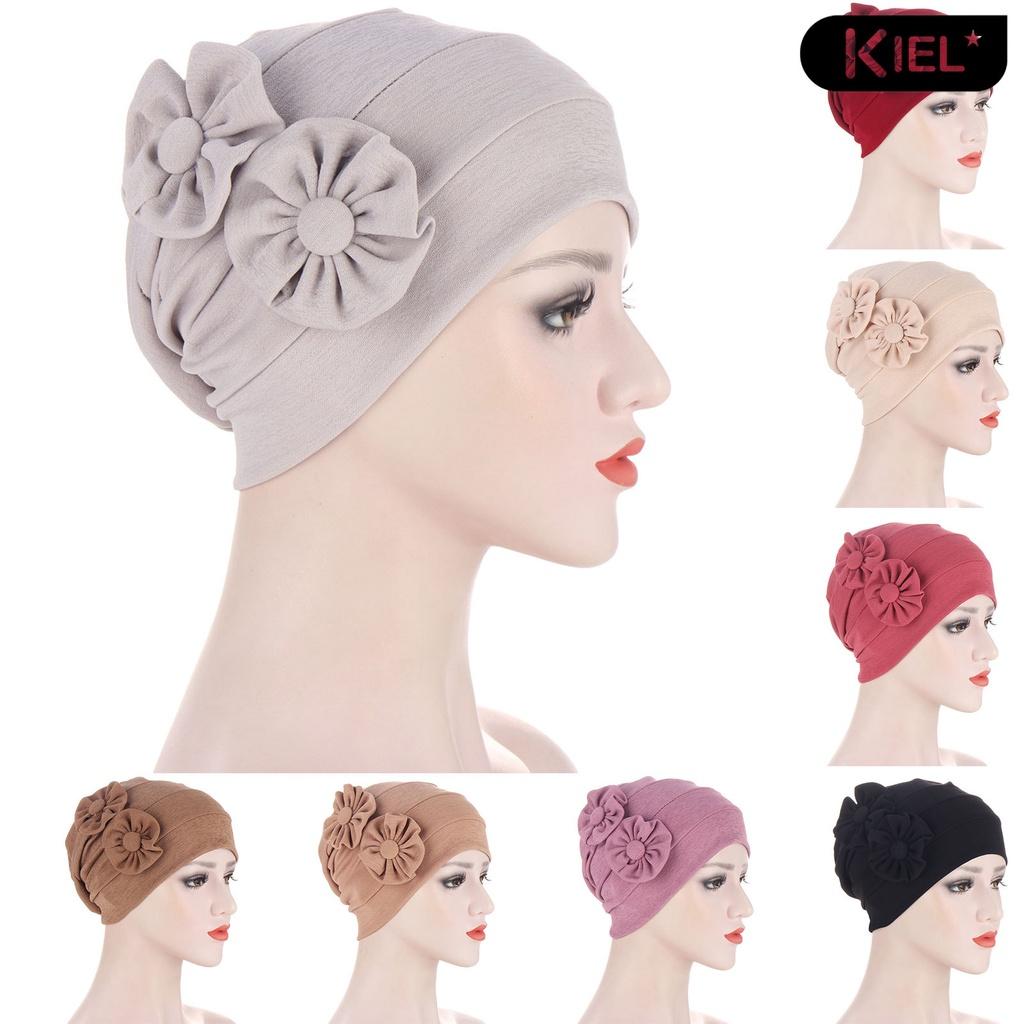 Kiel Women Foldable Close Fitting Women Streetwear Bonnet for Party