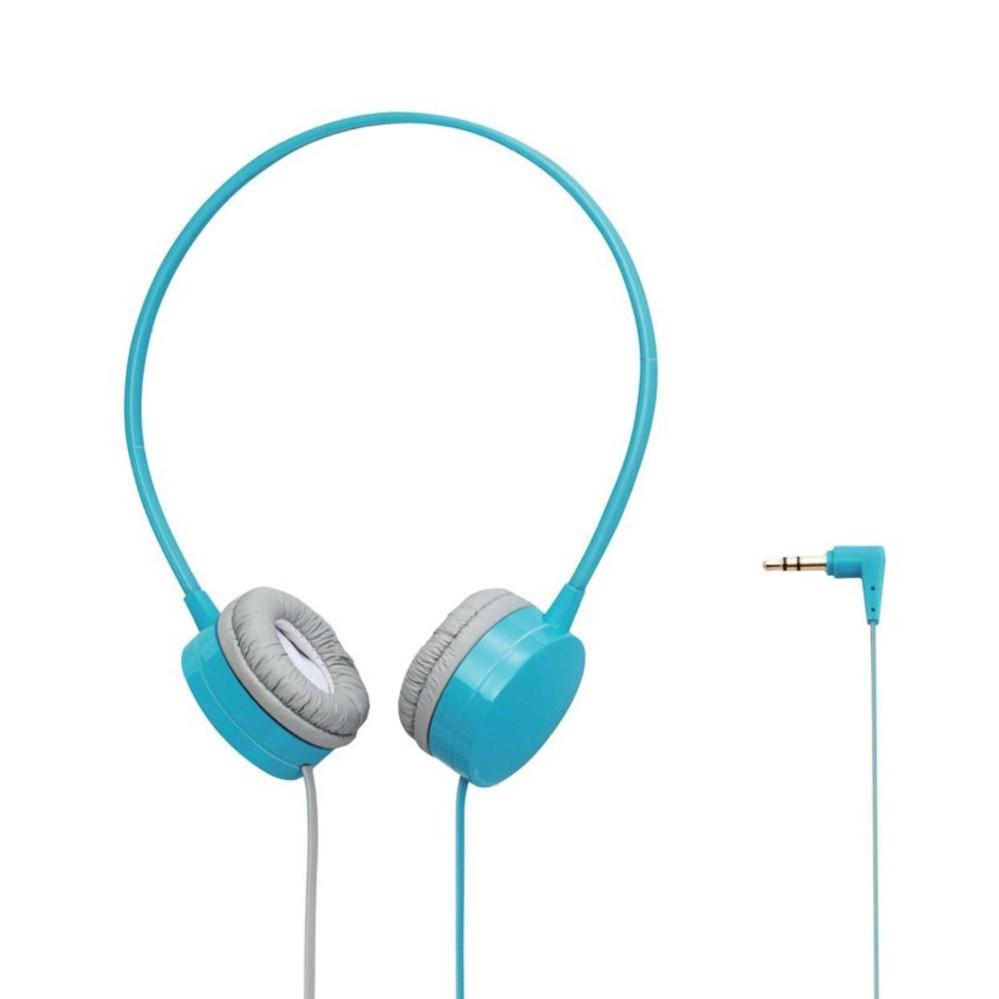 Tai nghe On-ear ELECOM EHP-OH200 (Xanh nhạt) - Hãng phân phối chính thức