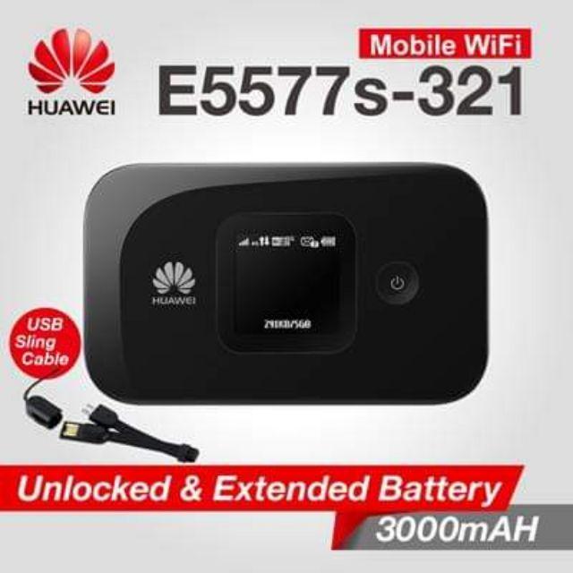 BỘ PHÁT WIFI 4G HUAWEI E5577-Cs _ TỐC ĐỘ 150Mbs- Sử dụng all mạng Giá chỉ 1.300.000₫