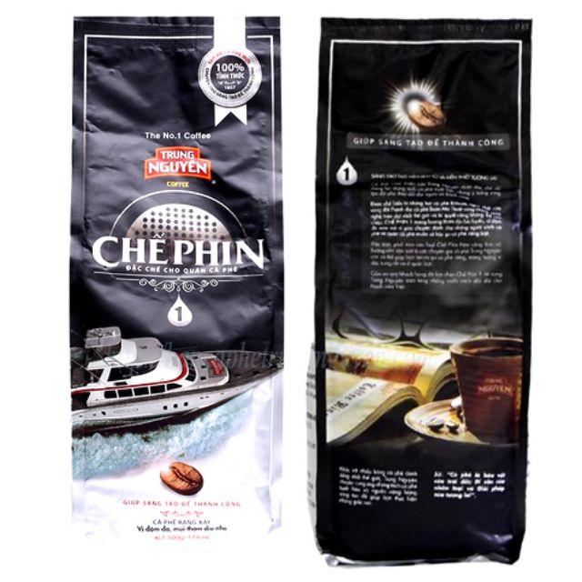 Cà phê Trung Nguyên Chế Phin số 1 500gram