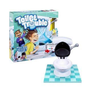 [Mã TOYFSS4 giảm 15k] Đồ chơi toilet rắc rối ( toilet trouble)
