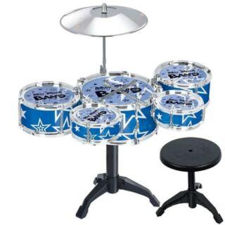 Bộ trống jazz drum cho bé có ghế 5in 1