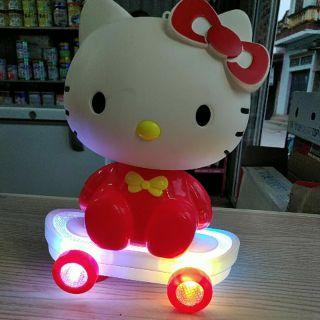 Đèn hello kitti cho bé ( tặng kèm 3 viên pin)