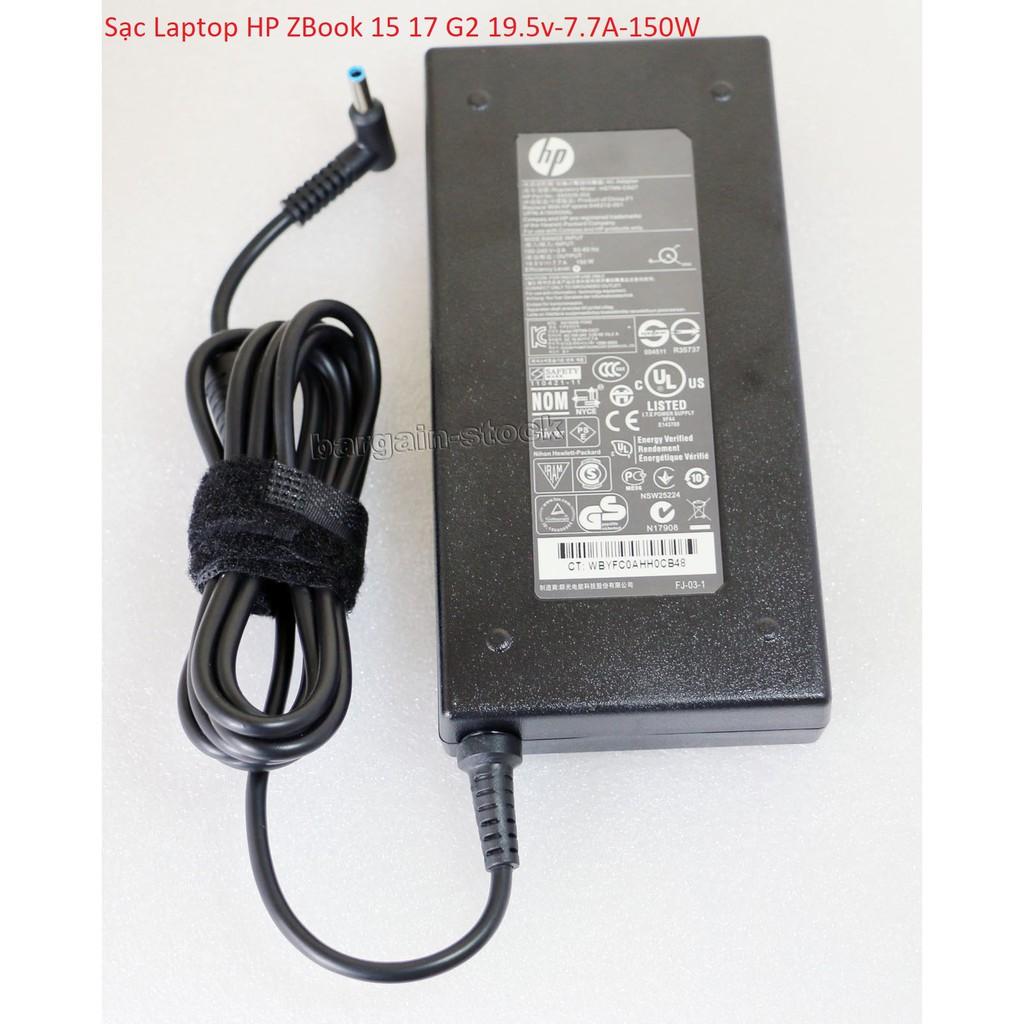 Sạc Laptop HP ZBook 15 17 G2 19.5v-7.7A-150W Giá chỉ 550.000₫
