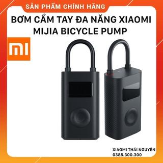 Bơm cầm tay đa năng Xiaomi Mijia Bicycle Pump MJCQB01QJ – Máy bơm lốp xe Xiaomi