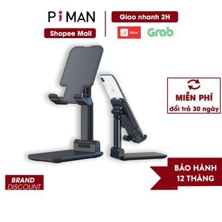 Giá đỡ điện thoại để bàn gấp điện thoại di động giá đỡ bàn cho iPhone ipad pro mini Samsung Xiaomi Tablet PK09 Piman thumbnail
