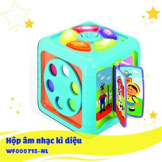 Hộp âm nhạc kỳ diệu Winfun 0715