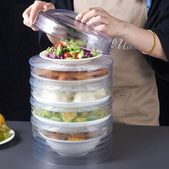 Lồng bàn giữ nhiệt thức ăn và bảo quản thức ăn cao cấp