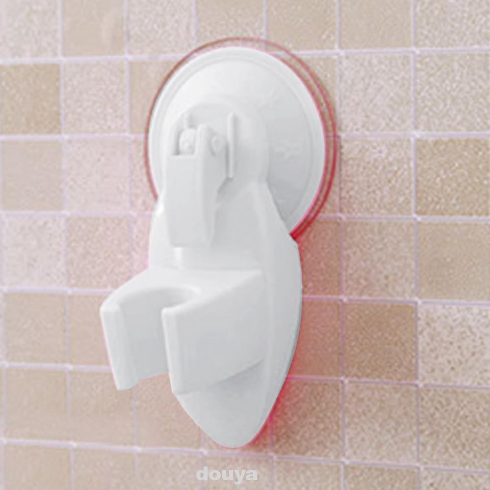 Strong Home Bathroom Accessories Punch Free Fixing Wall Mounted Shower Head Holder
