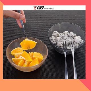 Dĩa ăn hoa quả, bánh ngọt siêu tiện ích 88058 thumbnail